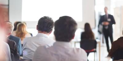 Vortrag zum Thema Stress und Burnout