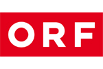 ORF Logo rot weiss
